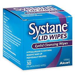 Systane™ 30-Count Eyelid Wipes