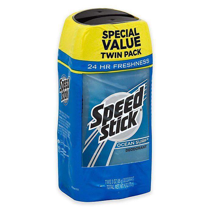 Alternate image 1 for Speed Stick® 2-Count Deodorant in Ocean Surf