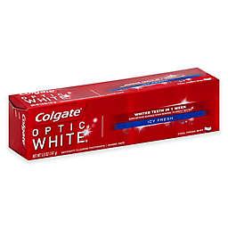 Colgate® 5 oz. Optic White Anticavity Fluoride Toothpaste in Icy Fresh