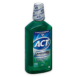 ACT® Anticavity Fluoride Alcohol-Free Mouthwash in Mint