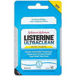 Listerine® 30 Yards Ultraclean Dental Floss in Mint