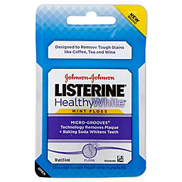 Listerine® Healthy White Dental Floss in Mint