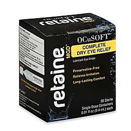 OcuSoft 30-Count Retaine MGD Complete Dry Eye Lubricant