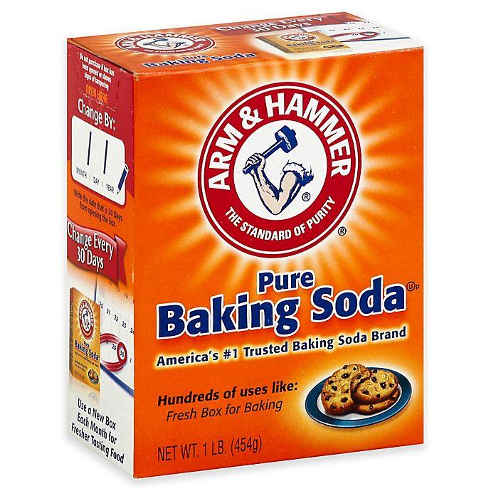 Alternate image 1 for Arm & Hammer™ 16 oz. Baking Soda
