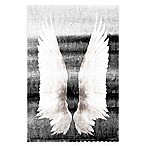 Marmont Hill Wings On My Back 12-Inch x 18-Inch Canvas Wall Art