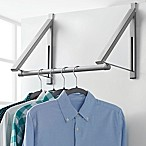 Studio 3B™ Over-the-Door Collapsible Door Valet in Silver