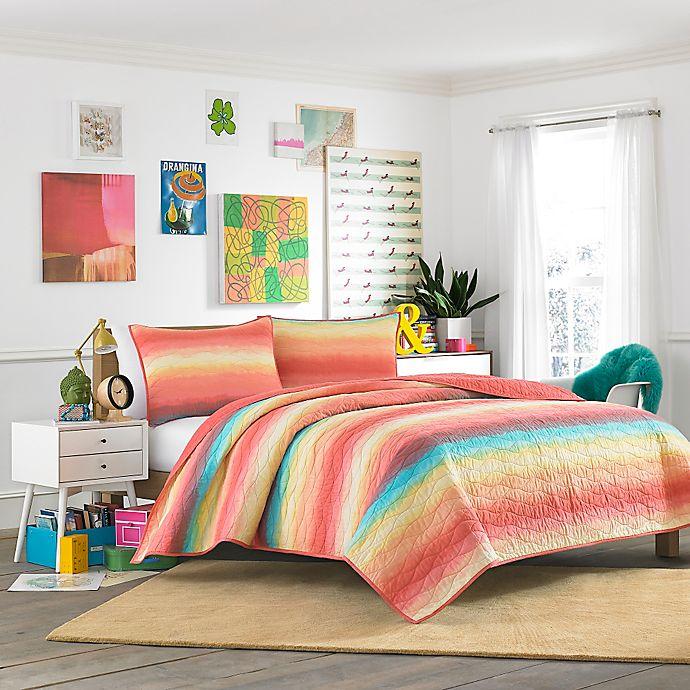Teen Vogue® Electric Beach Quilt Set