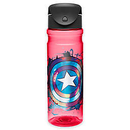 Marvel® Captain America 26 oz. Vista Tritan Flip Lid Water Bottle