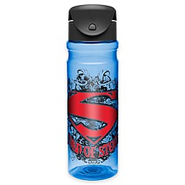 DC Comics™ Superman Planet 26 oz. Vista Tritan Flip Lid Water Bottle