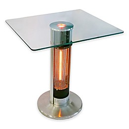 EnerG+ HEA-1575J67L Outdoor Bistro Style Heater Table