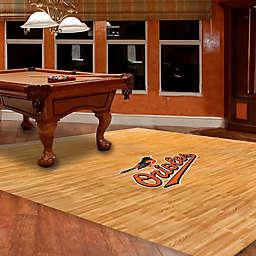 MLB Baltimore Orioles Foam Fan Floor