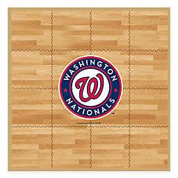 MLB Washington Nationals Foam Fan Floor