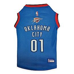 NBA Oklahoma City Thunder Pet Jersey