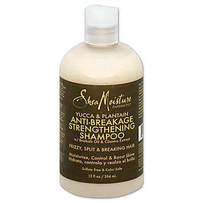 SheaMoisture® 13 fl. oz. Yucca and Plantain Anti-Breakage Shampoo