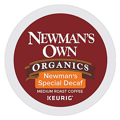 Keurig® K-Cup® Pack 18-Count Newman's Own® Organics Newman's Special Decaf Coffee