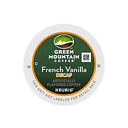 Keurig® K-Cup® Pack 18-Count Green Mountain® Decaf French Vanilla Coffee