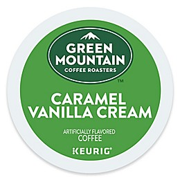 Green Mountain Coffee® Caramel Vanilla Cream Coffee Keurig® K-Cup® Pods 18-Count