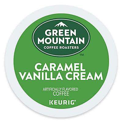 Keurig® K-Cup® Pack 18-Count Green Mountain® Caramel Vanilla Cream Coffee