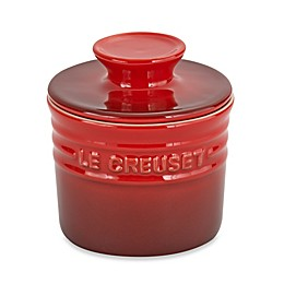 Le Creuset® Butter Crock in Cherry