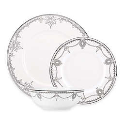 Marchesa by Lenox® Empire Pearl 3-Piece Place Setting