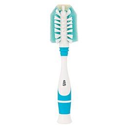 NUK® Triple Action Bottle Brush in Blue/White