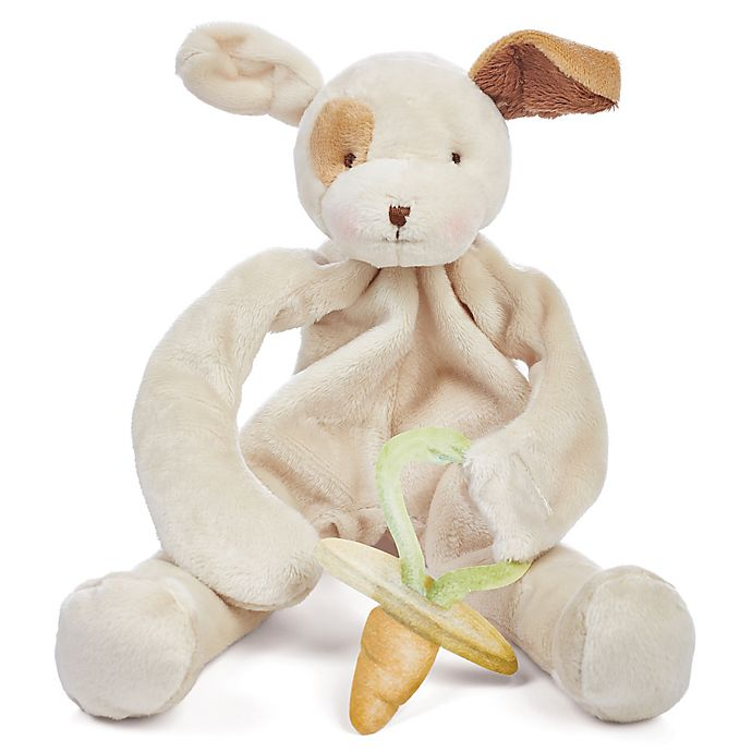 Alternate image 1 for Bunnies By The Bay™ Skipit Puppy Silly Buddy Pacifier Holder