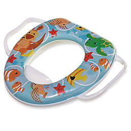Easy Clean Potty Seat with Handles