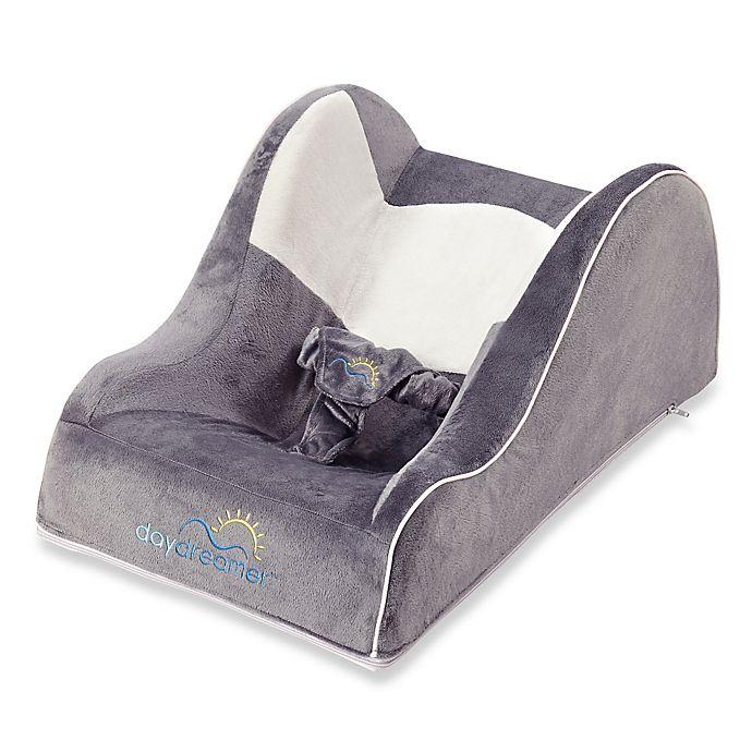 Dexbaby Daydreamer Infant Sleeper Seat In Grey Buybuy Baby