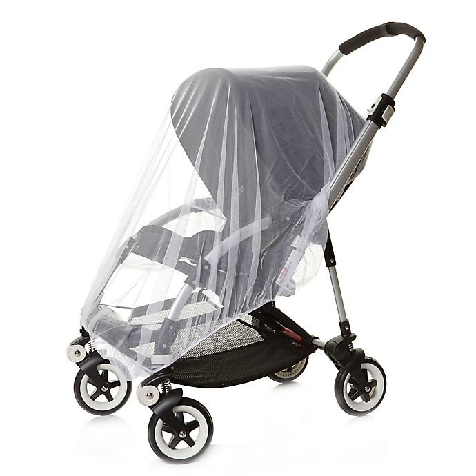 Alternate image 1 for Dreambaby® Stroller/Playard Insect Netting in White