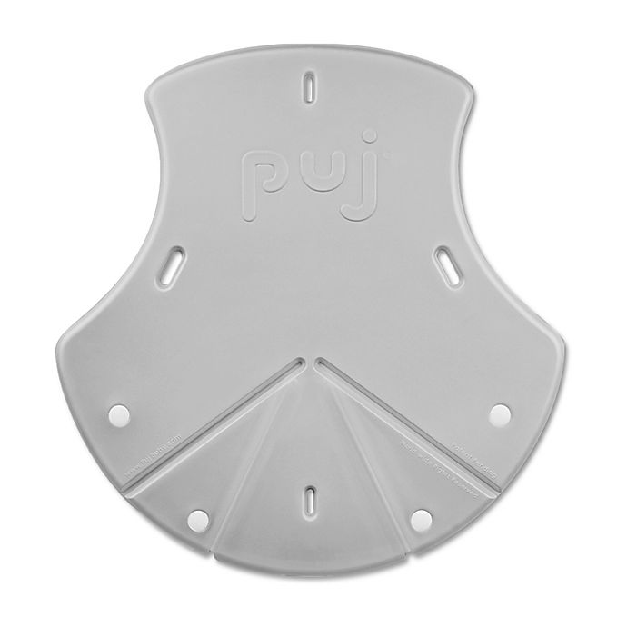 Alternate image 1 for Puj Soft Infant Bath Tub in Grey