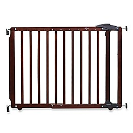 Dreambaby® Nottingham Expandable Gro-Gate in Cherry