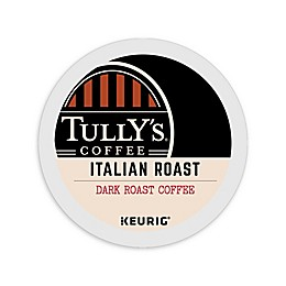 Tully's Coffee® Italian Roast Coffee Keurig® K-Cup® Pods 18-Count