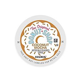 The Original Donut Shop® Coconut Mocha Coffee Keurig® K-Cup® Pods 18 Count