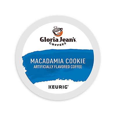 Keurig® K-Cup® Pack 18-Count Gloria Jean's® Macadamia Cookie Coffee