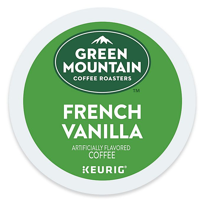 Alternate image 1 for Keurig® K-Cup® Pods 18-Count Green Mountain® French Vanilla Coffee