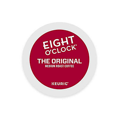 Keurig® K-Cup® Pack 18-Count Eight O' Clock® Original Medium Roast Coffee