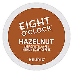 Eight O'Clock® Hazelnut Flavored Medium Roast Coffee Keurig® K-Cup® Pods 18-Count