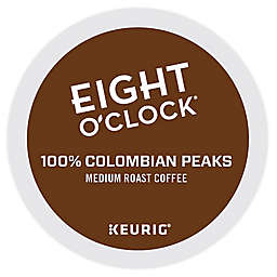 Keurig® K-Cup® Pods 18-Count Eight O' Clock® 100% Colombian Coffee