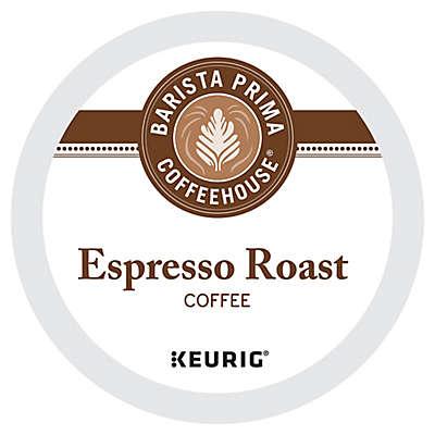 Keurig® K-Cup® Pack 18-Count Barista Prima® Espresso Roast for Keurig® Brewers