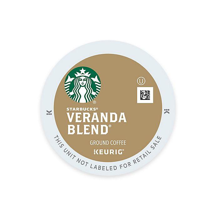Alternate image 1 for Keurig® K-Cup® Pack 16-Count Starbucks® Veranda Blend™ Blonde Coffee
