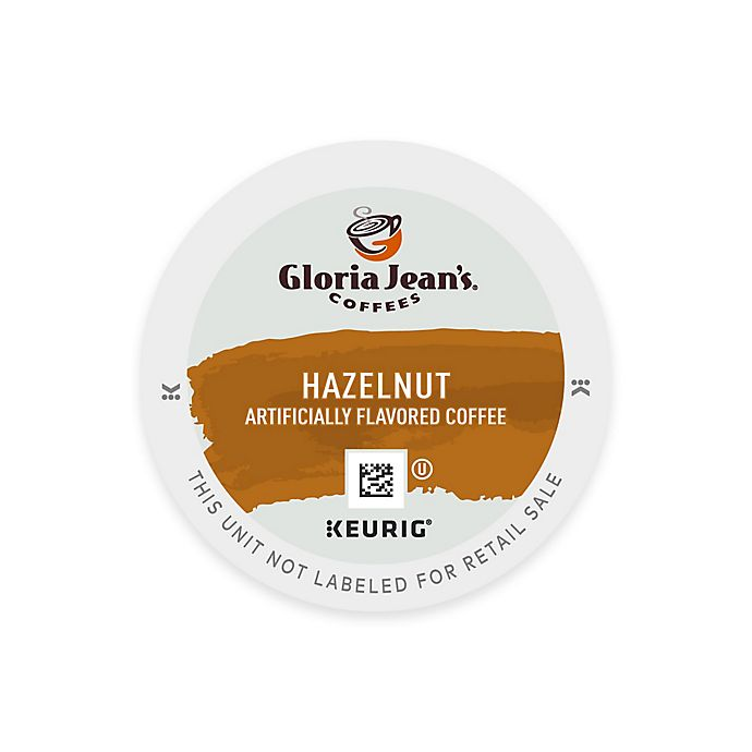 Alternate image 1 for Keurig® K-Cup® Pack 48-Count Gloria Jean's® Hazelnut Coffee Value Pack