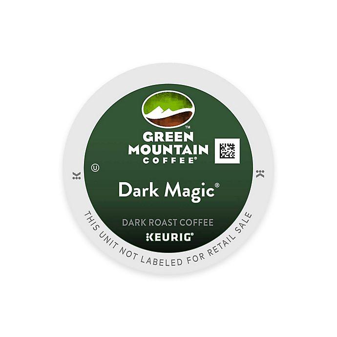 Alternate image 1 for Keurig® K-Cup® Pack 48-Count Green Mountain® Dark Magic Value Pack