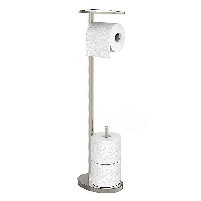 Alternate image 1 for OVO Toilet Caddy