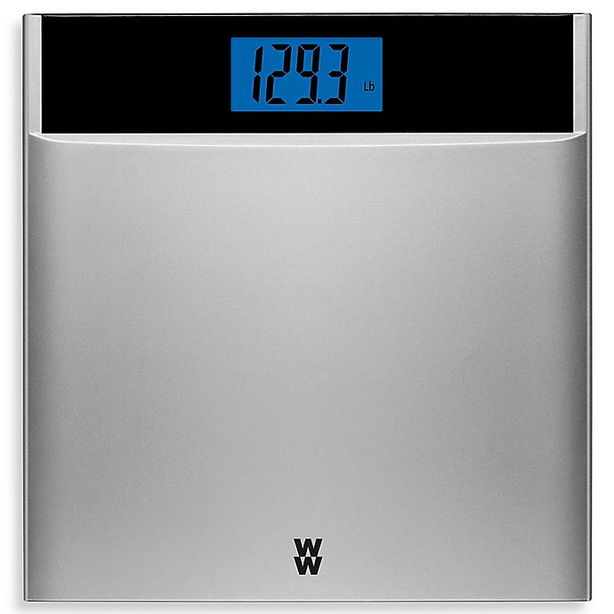 Alternate image 1 for Weight Watchers® by Conair™ Digital Plastic Scale