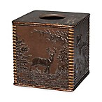 Rustic Montage Boutique Tissue Box Cover