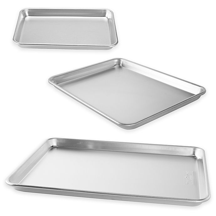 Alternate image 1 for Nordic Ware® Aluminum Baker's Sheet
