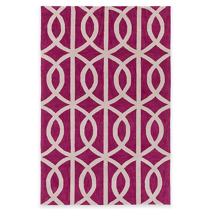 Alternate image 1 for Artistic Weavers Holden Zoe 5-Foot x 7-Foot 6-Inch Area Rug in Pink