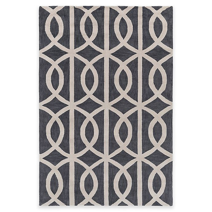 Alternate image 1 for Artistic Weavers Holden Zoe 5-Foot x 7-Foot 6-Inch Area Rug in Grey