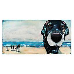 Marmont Hill MacDaddy 60-Inch x 30-Inch Canvas Wall Art