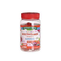 Nature's Truth® 60-Count Just 4 Kidz Multivitamin + Probiotic Gummies